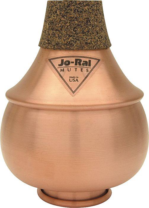 Jo-Ral(ジョーラル) トランペット・バブルミュート・コパー TPT2C