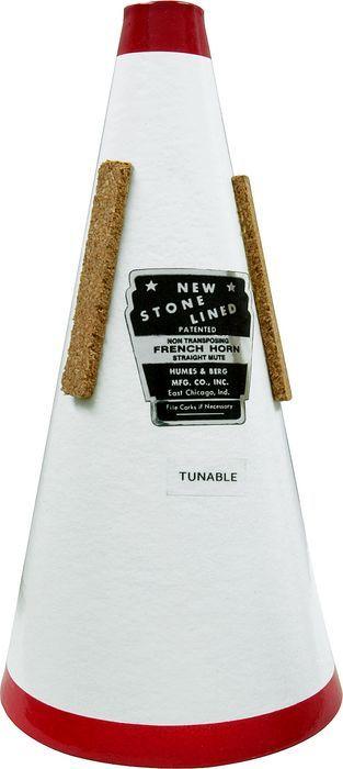 New Stone Lined(ニューストンライン) フレンチホルンチューナブルストレートミュート 134