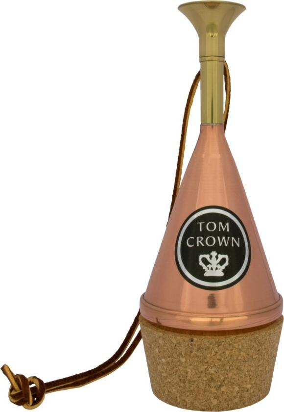 【新商品!】Tom Crown(トムクラウン) フレンチホルン・ゲシュトップミュート・コパー
