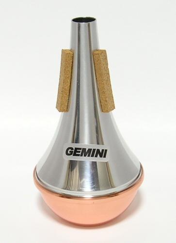 Tom Crown(トムクラウン)GEMINI(ジェミニ)トランペットストレートミュート·コパーエンド