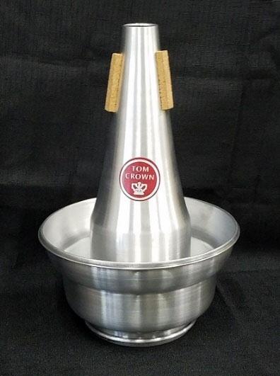 上等 新商品 Tom Crown 早割クーポン トムクラウン アジャスタブルカップミュート テナートロンボーン アルミ