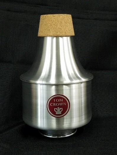 新商品 Tom 新品未使用正規品 Crown 毎日激安特売で 営業中です トムクラウン アルミ テナートロンボーン ワウワウミュート