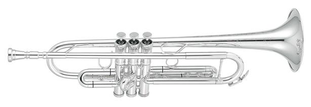 C.G.CONN(コーン) B♭管トランペット コンステレーション 52B 銀メッキ