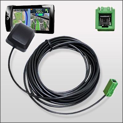 Eclipse GPS antenna AVN978HDTV AVN078HD AVN778HD Eclipse, Toyota genuine navigation system, Daihatsu genuine navigation system, Kenwood for after sales