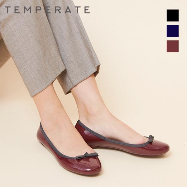 TEMPERATE テンプレート PETRA レインパンプス ground 靴 レインシューズ レインブーツ おしゃれ 【キャッシュレス5%還元対象】