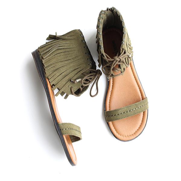 ポイント10倍MINNETONKAミネトンカHAVANASANDALハヴァナサンダルローデングリーン71351ground靴 【キャッシュレス5%還元対象】レビューキャンペーン実施中