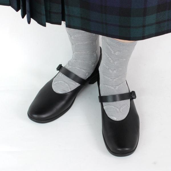 4b3583a89bdf  2018秋冬 TRAVEL SHOES by chausser トラベルシューズバイショセ TR-002 ワンストラップシューズ ブラック ground 靴   -パンプス - www.bertha.at