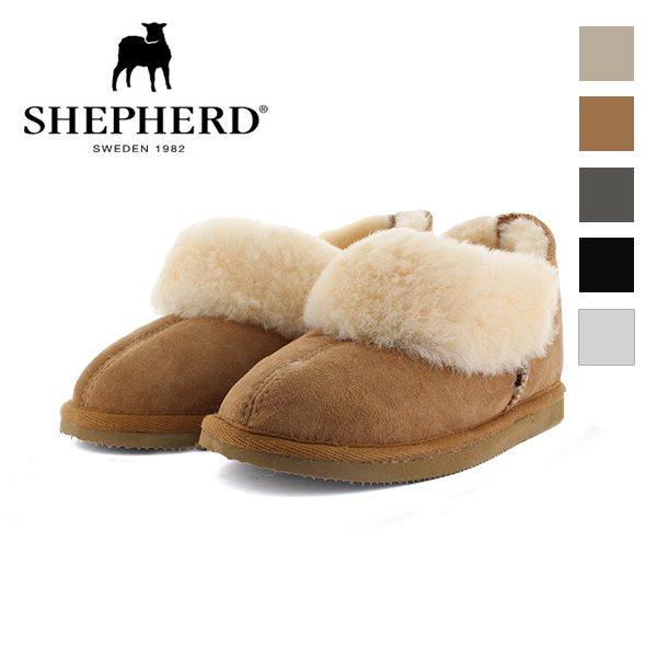 【2018秋冬】SHEPHERDシェパードS3611北欧スウェーデンブランドシープスキンムートンブーティKARIN本革ムートンブーツカジュアルボアショートブーツground靴 ポイント5倍