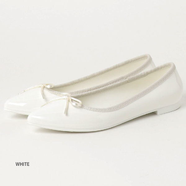Ground Temperate Template Alma Pointed Rain Pumps Ground Shoes