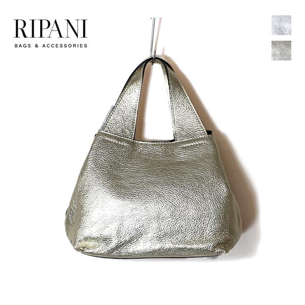 2019春夏 RIPANI リパーニ 9262OL レザーハンドバッグ レザー large レザーバッグ ground 鞄 母の日 ポイント5倍 クーポン対象