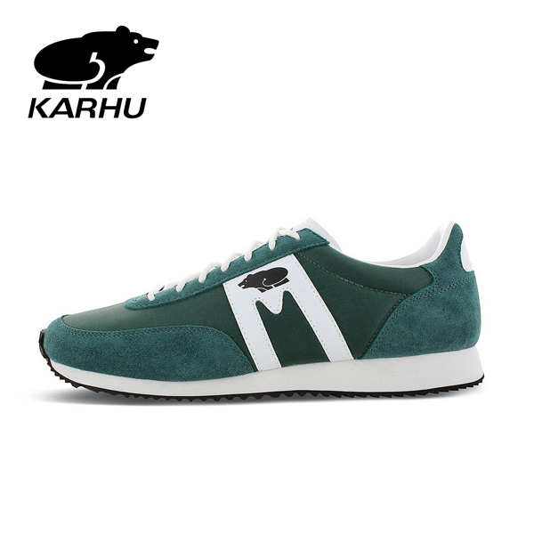 uusi luettelo tilata paras laatu KARHU カルフ Albatross albatross unisex sneakers KH802518 green ground shoes