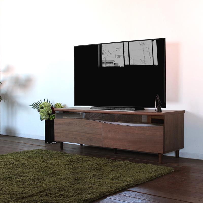 商品名| ESL テレビ台 130cm テレビボード ローボード 北欧 完成品カラー| ブラウン色 ウォールナットサイズ| 幅 130 奥44.5 高さ48.25cm生産国| 国産 日本製シンプル 北欧ローボード 収納付き 国産テレビ台 130センチ