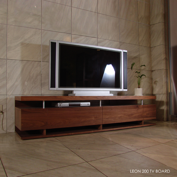 grove domestic select tv stand 2 m size lowboard leon tv sideboard 200 cm 2000 walnut