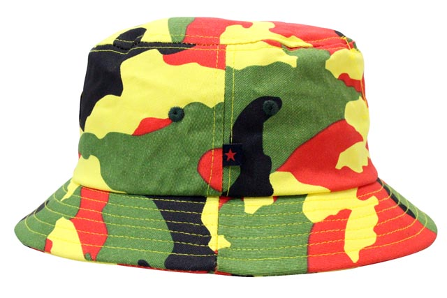 SSUR★PLUS BUCKET HAT(Irie Camo)sa/吊桶帽子/伪装色