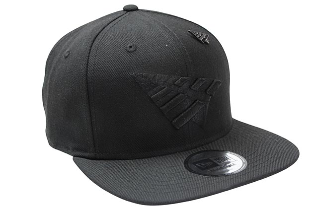 ROC NATION×NEW ERA THE CROWN BLACKOUT SNAPBACK CAP(BLACK OUT)ロックネイション/スナップバックキャップ/ブラックアウト