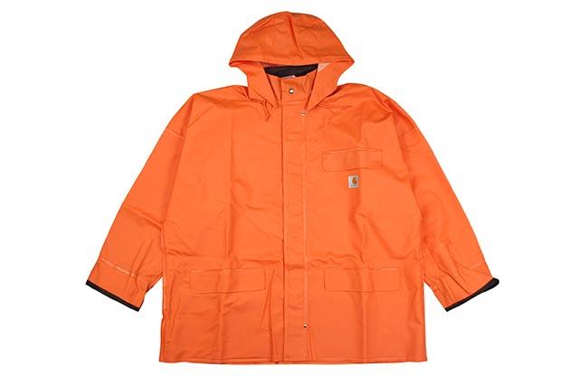 CARHARTT SURREY RAIN COAT (100100/800:ORANGE)カーハート/レインコート/オレンジ