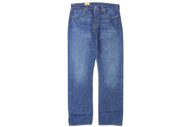 LEVI'S 501 ORIGINAL-FIT STRAIGHT LEG DENIM PANTS(2244)リーバイス/デニムパンツ