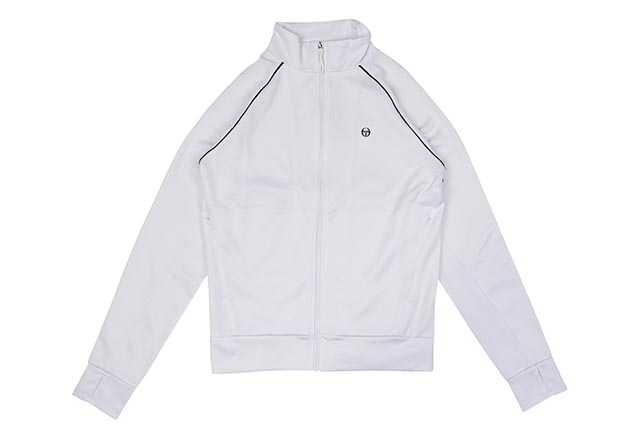 SERGIO TACCHINI TRACK JKT(SS8D3001/WHITE)セルジオタッキーニ/トラックジャケット/ホワイト