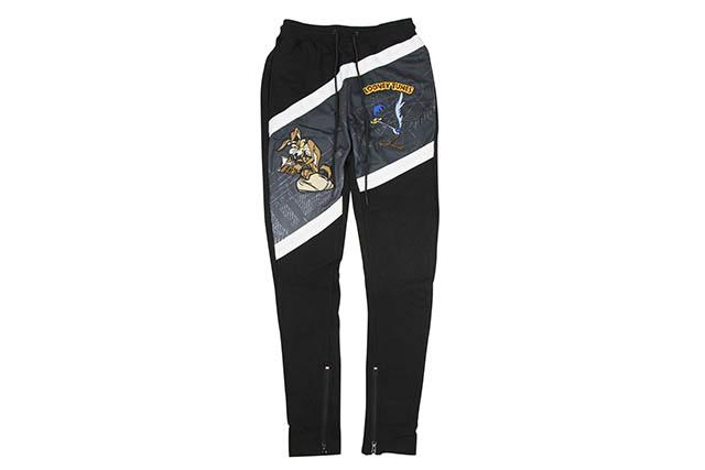 FREEZE MAX COYOTE AND RUNNER SWEAT PANTS(LT40007/BLACK)フリーズマックス/スウェットパンツ/ブラック