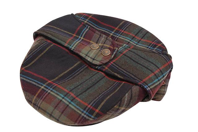 KANGOL TWEED BUGATTI HUNTING CAP(K0190CO/TP212)カンゴール/ハンチングキャップ