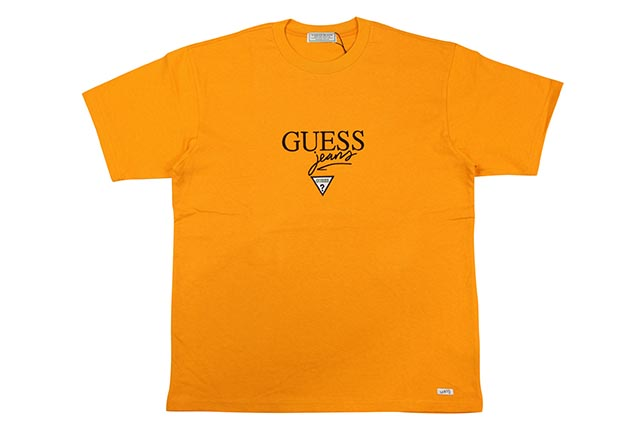 GUESS GREEN LABEL ゲスグリーンレーベル short sleeves T shirt GUESS JEANS TEE GRFW17 006 10P03Dec16