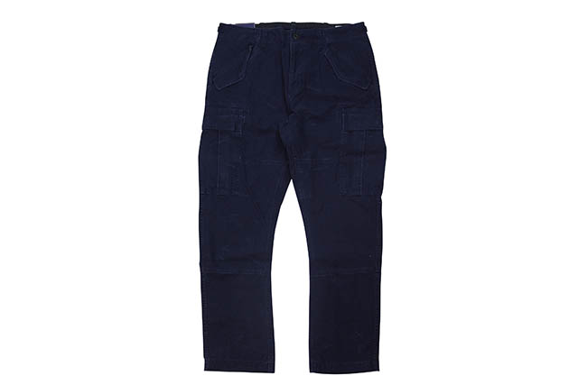 POLO RALPH LAUREN CLASSIC TAPERED FIT CARGO PANT (710671176003:AVIATOR NAVY)/カーゴパンツ/アビエーターネイビー