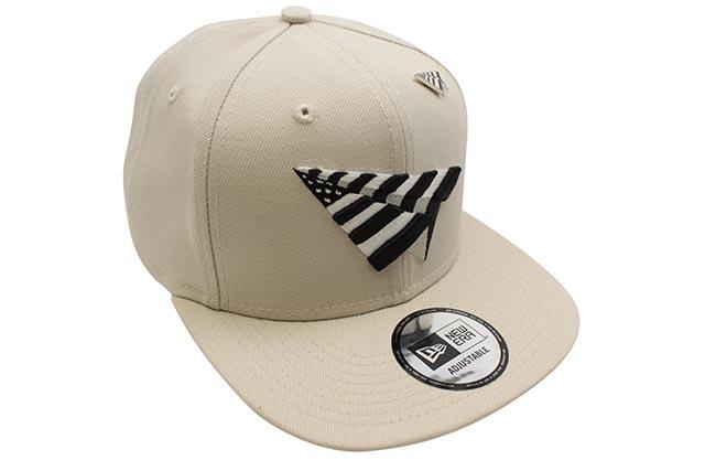 ROC NATION×NEW ERA CROWN OLD SCHOOL SNAPBACK CAP (SAND)ロックネイション/スナップバックキャップ/サンド