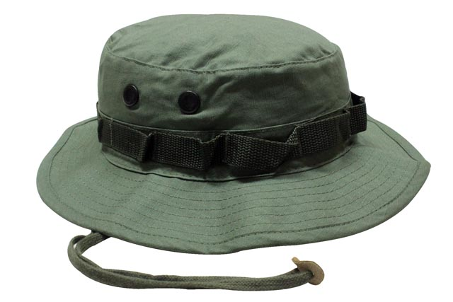 ROTHCO BOONIE HAT Olive Drab Ripstop (5823) Rothko   Boonie hat and  camouflage b63cc65e327