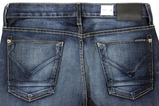 Hudson Jeans DENIM PANTS (M255DBG/Byron Straight: CPTV)ハドソン ジーンズ/デニム ジーンズ