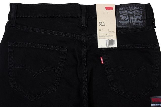 69261a329acc 045114406 (BLACK) LEVI's 511 SLIM FIT JEANS Levi's / denim pants / jeans ...