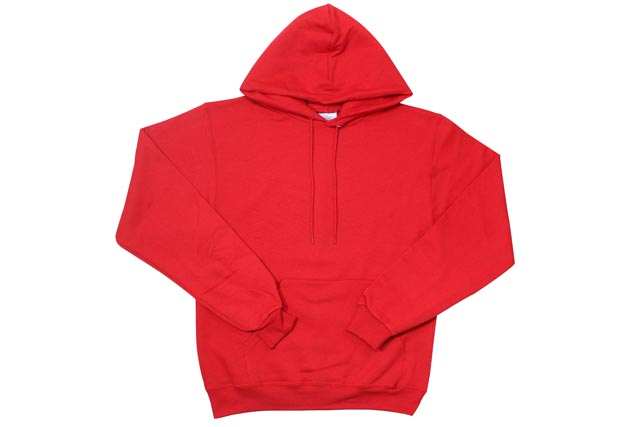 f2f9b6267e85 growaround  Champion USA Eco Pullover Hoodie (Red) Plover Parker red ...
