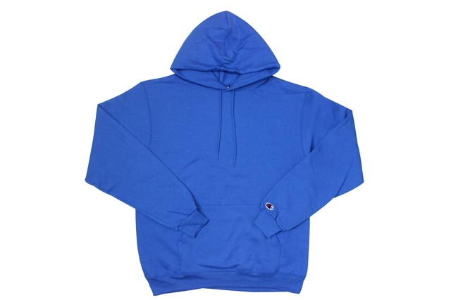 Champion USA Eco Pullover Hoodie (Royal Blue) champion and Plover Parker    blue b7a0699d655