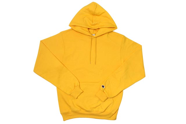 Champion USA Eco Pullover Hoodie (Gold) champion / pullover Parker / yellow