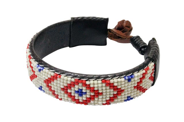 HTC (Hollywood Trading Company) MARY SLIM BRACELET (13SHTBR048: Arizona1)エイチティーシー/レザーブレスレット
