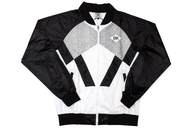 最安 BRITISH KNIGHTS KNIGHTS SPRINT SPRINT BRITISH JACKET (BLACK×WHITE)ブリティッシュナイト/トラックジャージ/黒×白, オタチョウ:8f0fa8d4 --- clftranspo.dominiotemporario.com