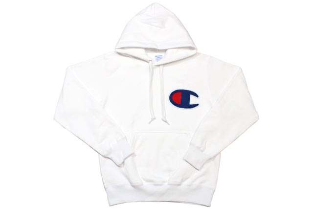 growaround | Rakuten Global Market: Champion BIG C LOGO p/o HOODIE ...