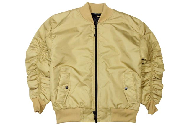 growaround | Rakuten Global Market: UNDERATED FLIGHT BOMBER JACKET ...