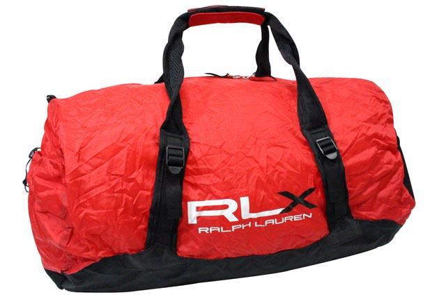 【メール便不可】 RLX (RALPH LAUREN) LIGHTWEIGHT (RALPH PACKABLE BAG DUFFLE BAG (RED)RLXラルフローレン DUFFLE/ダッフルバッグ/赤/男女兼用, ルネデュー:0165c8bd --- construart30.dominiotemporario.com
