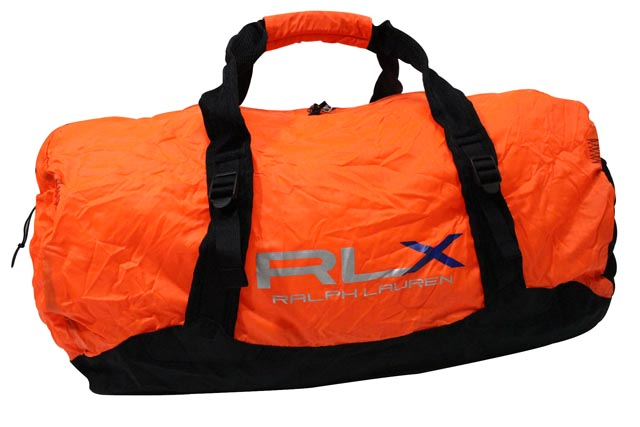 【美品】 RLX (RALPH (RALPH LAUREN) PACKABLE LIGHTWEIGHT PACKABLE DUFFLE BAG (ORANGE)RLXラルフローレン/ダッフルバッグ BAG/オレンジ/男女兼用, レベルアーカイブ:5b3d16ea --- canoncity.azurewebsites.net