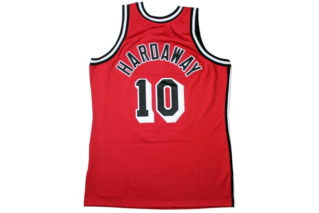 info for 1db7b aff2c (Miami Heat 1996-97 / Tim Hardaway: Red) MITCHELL NESS AUTHENTIC THROWBACK  JERSEY Mitchell & ness and Throwback Jersey / Red