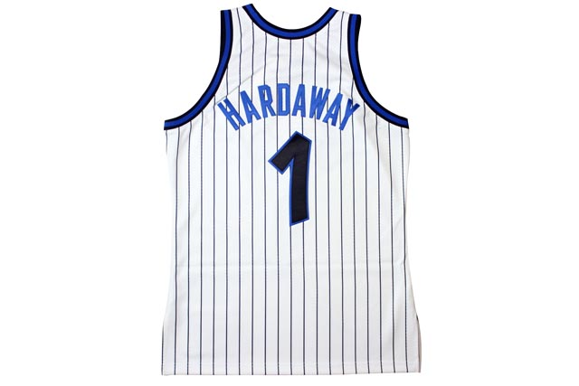 b43fe48c9 ... (Orlando Magic 1993-94 and Penny Hardaway  White) MITCHELL NESS  AUTHENTIC THROWBACK ...