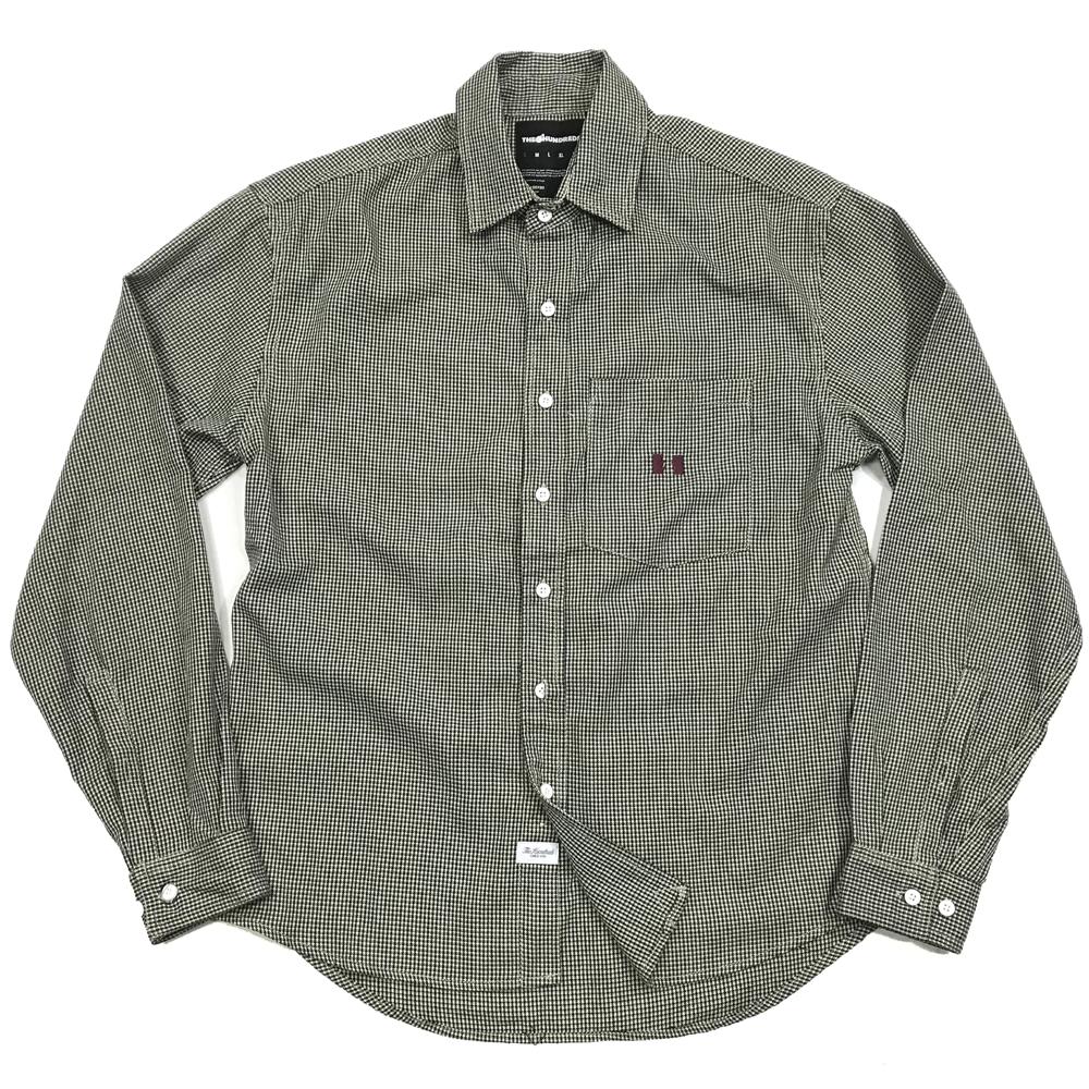 THE HUNDREDS(ハンドレッツ) Oaks LS Woven L/S Shirt(長袖シャツ)