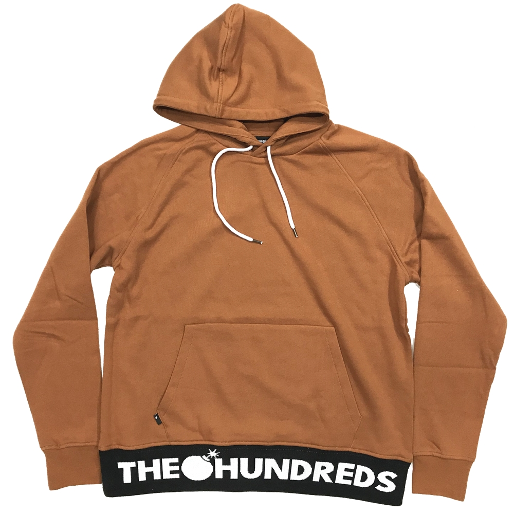 THE HUNDREDS(ハンドレッツ) THEORY PULLOVER Sweat Hoody パーカー