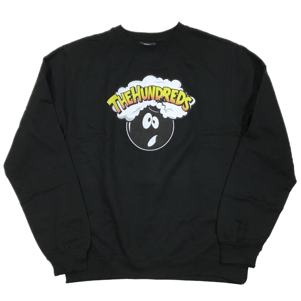 THE HUNDREDS(ハンドレッツ) SOUR ADAM CREWNECK Sweat Shirt(スウェットシャツ)