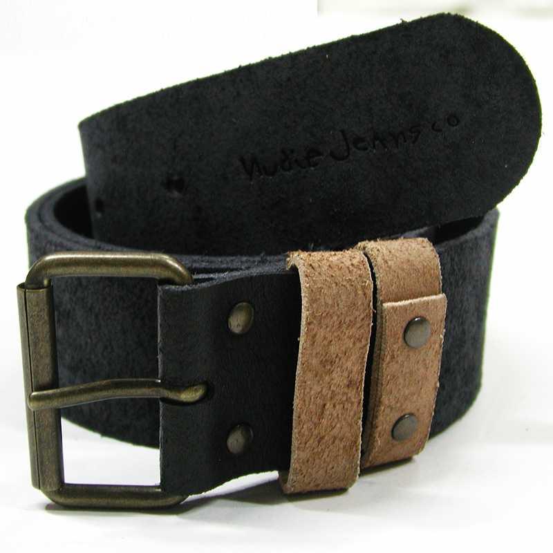 Nudie Jeans(ヌーディー・ジーンズ) NICKSSON Leather Belt(ベルト)