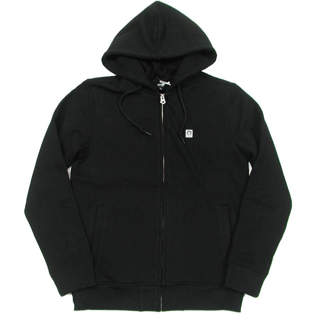 OBEY(オベイ) EIGHTY NINE ZIP HOOD Regular fit zip front Sweat Shirt(ジップ・パーカー)