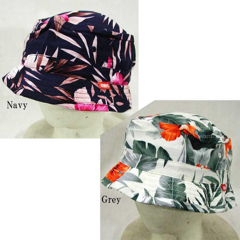 OBEY(obei)UPLANDS BUCKET HAT(bunihatto)