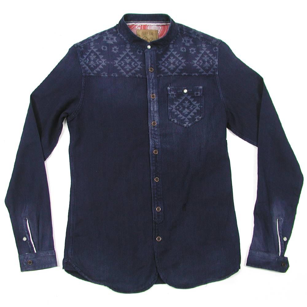 Pearly King(パーリーキング) DESCENT L/S Shirt (長袖シャツ)