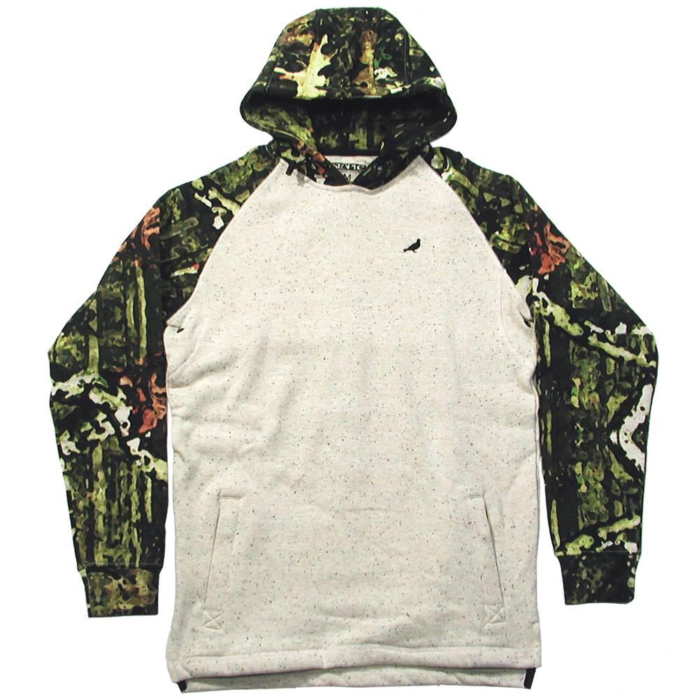 Staple Design(ステイプル・デザイン) FOREST CAMO POPOVER HOOD Sweat Shirt(フード・スウェットパーカー)