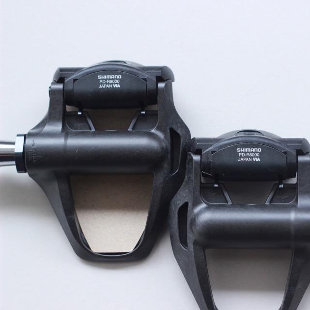 SHIMANO シマノ アルテグラ ULTEGRA PD-R8000 SPD-SL ビンディングペダル ロードバイク 自転車 しまなみ海道 送料無料